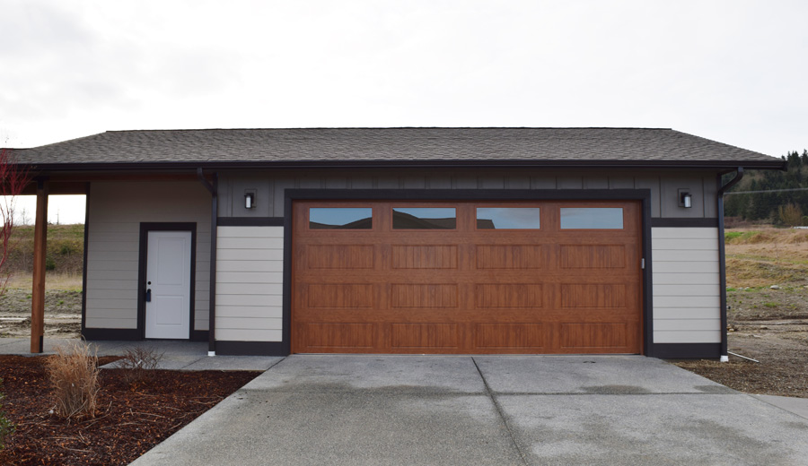 Green Crow Construction: Lot 120 Garage