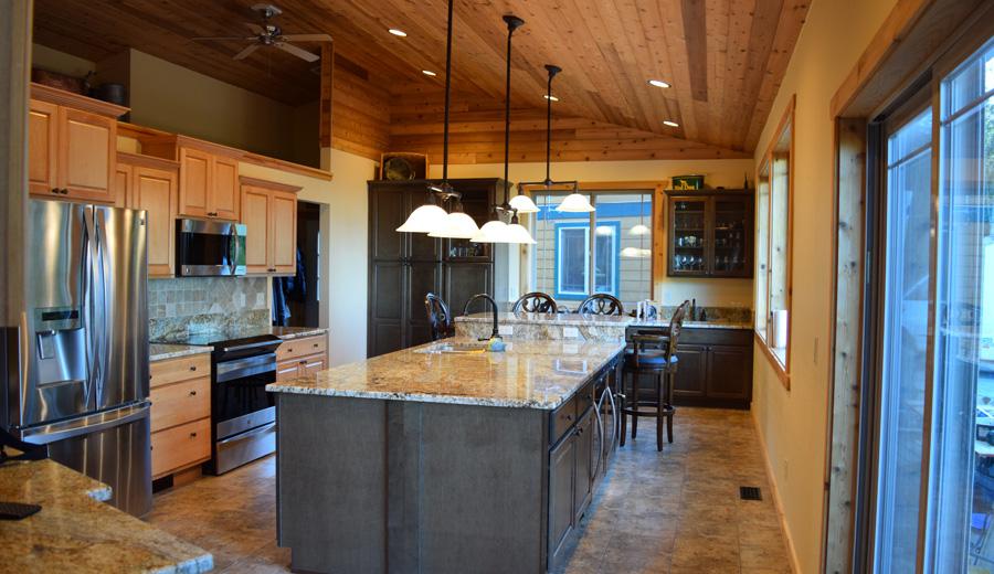 Croston Construction: Kraftmaid Cabinets