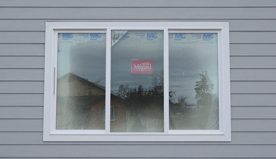 Green Crow Construction: Milgard Styleline Windows